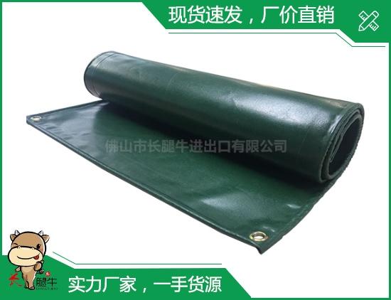绿色涂塑布